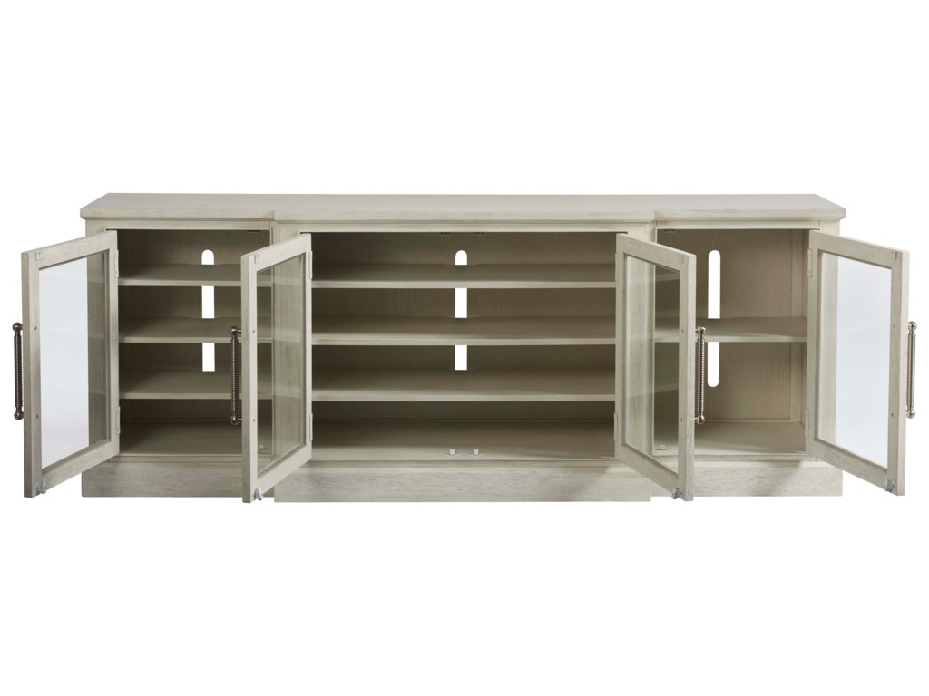 Universal Coastal Living Home - EscapeEntertainment Console