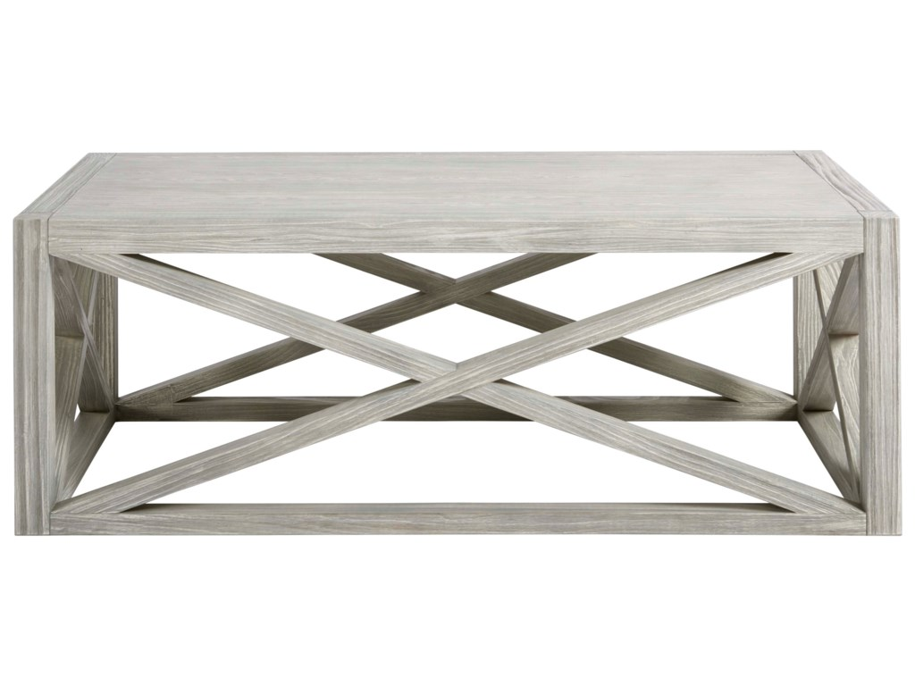 Universal Coastal Living Home - EscapeBoardwalk Cocktail Table