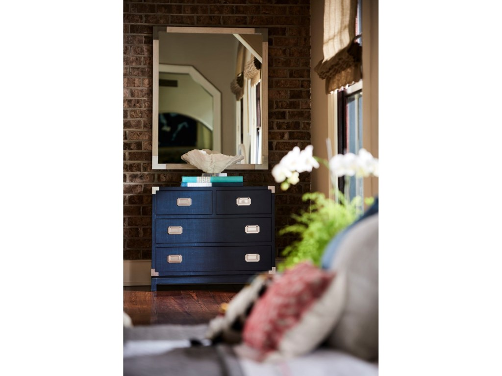 Universal Coastal Living Home - Escape4 Drawer Chest