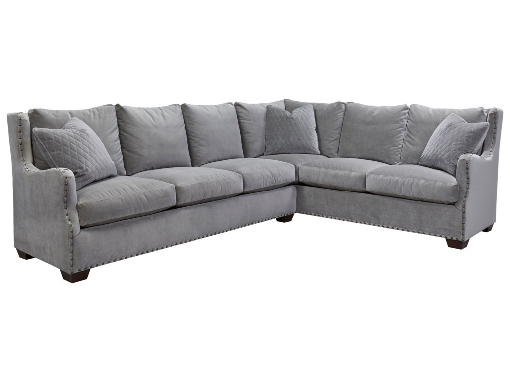Wittman & Co. ConnorSectional Sofa