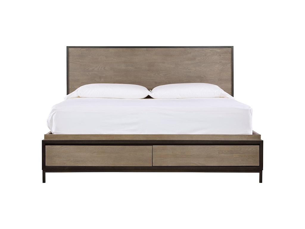 Universal CuratedSpencer King Storage Bed