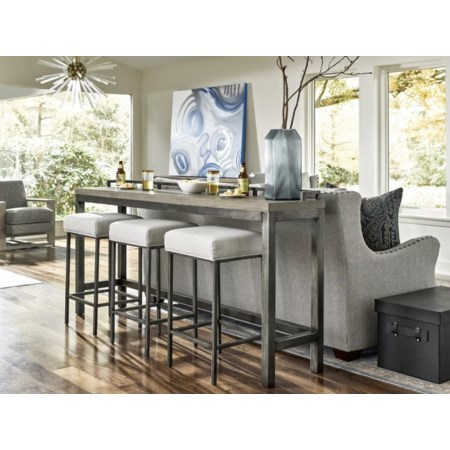 Tessa Console Table Set