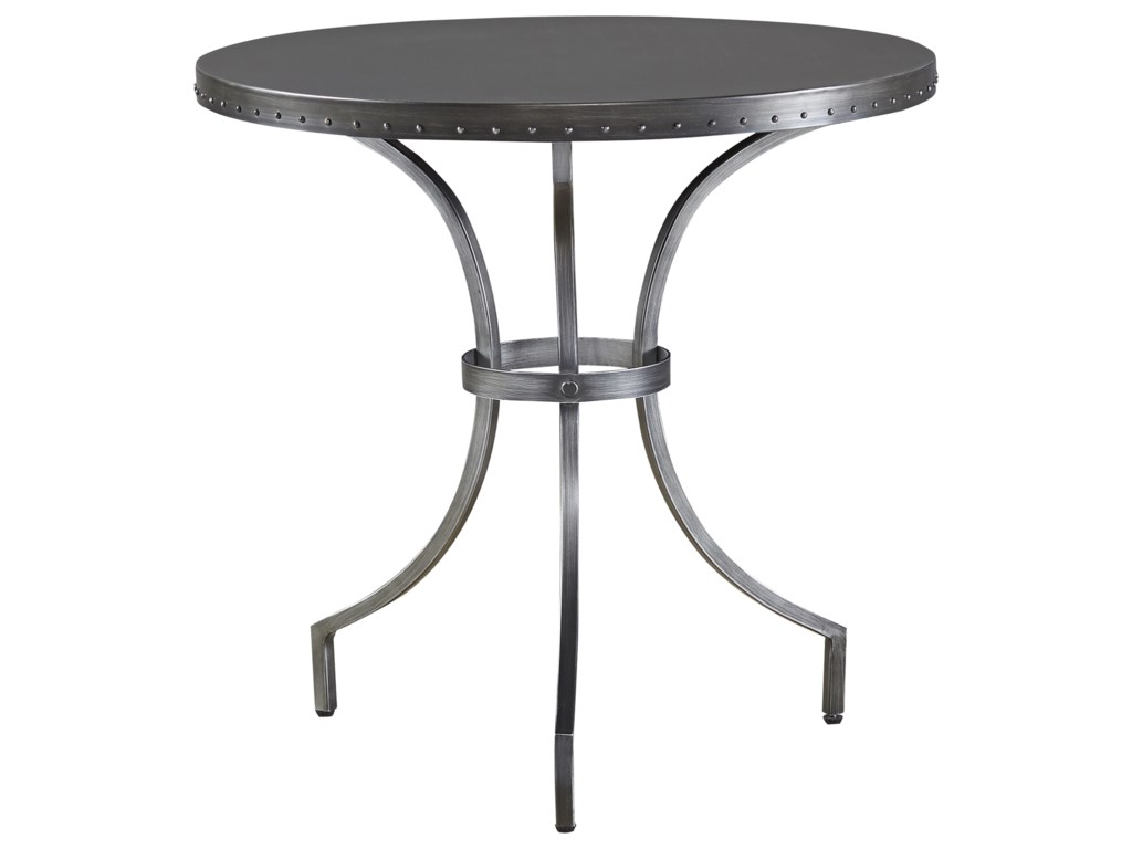 Universal CuratedEliston Round End Table
