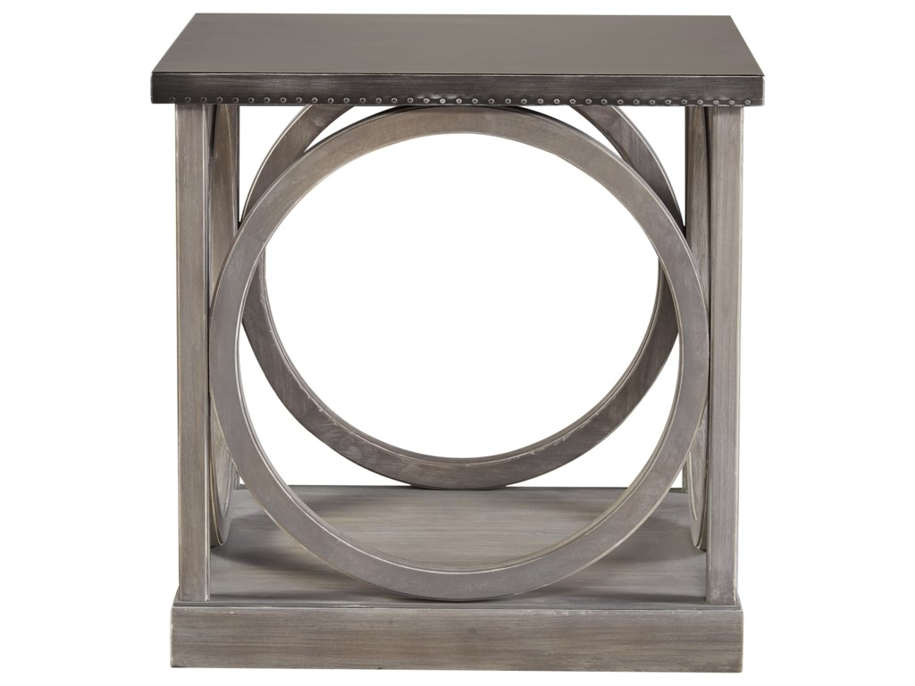 Universal CuratedCarlton End Table