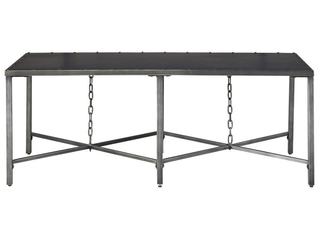 Universal CuratedEliston Cocktail Table