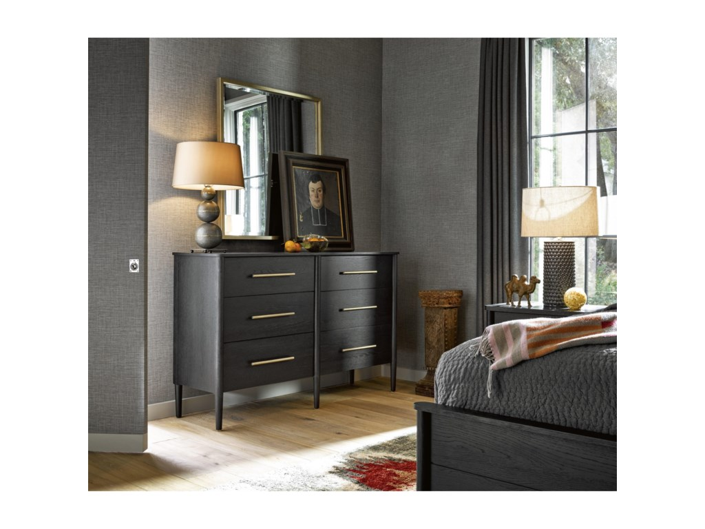 Universal CuratedLangley Drawer Dresser