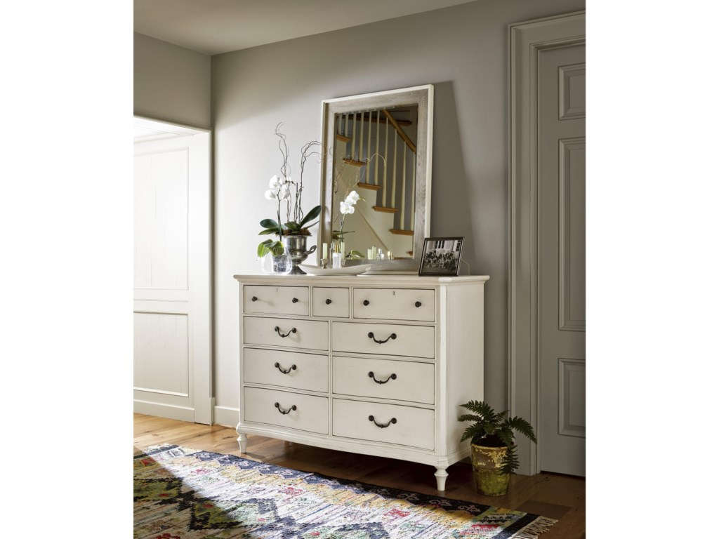 Universal CuratedLatham Drawer Dresser