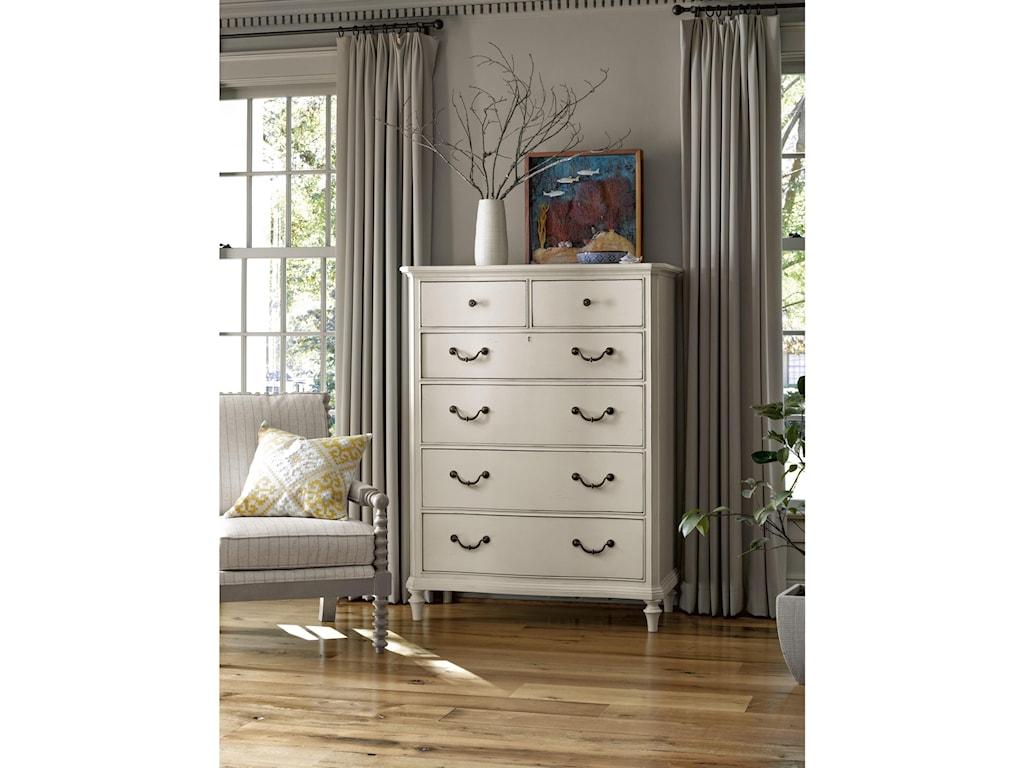 Universal CuratedLatham Tall Dresser