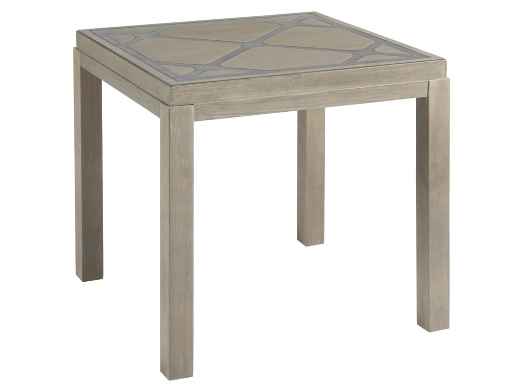 Universal CuratedGriffin End Table