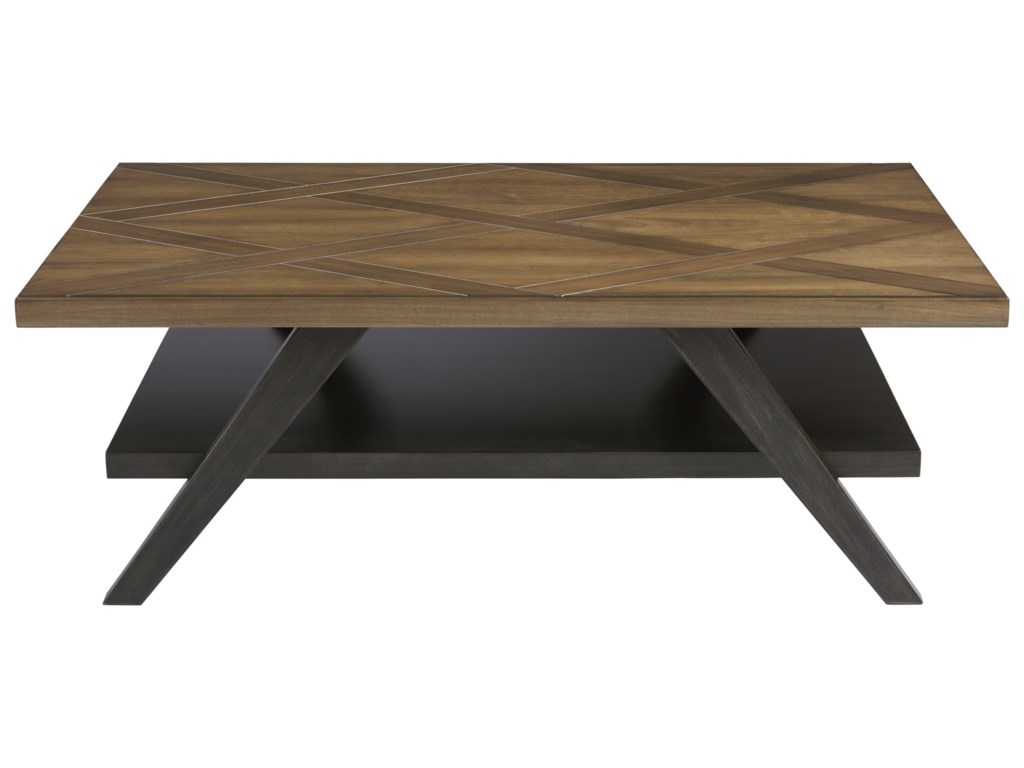 Universal CuratedChandler Cocktail Table