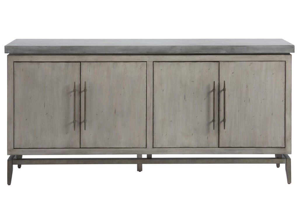 OCONNOR DESIGNS CuratedSebastian Entertainment Console