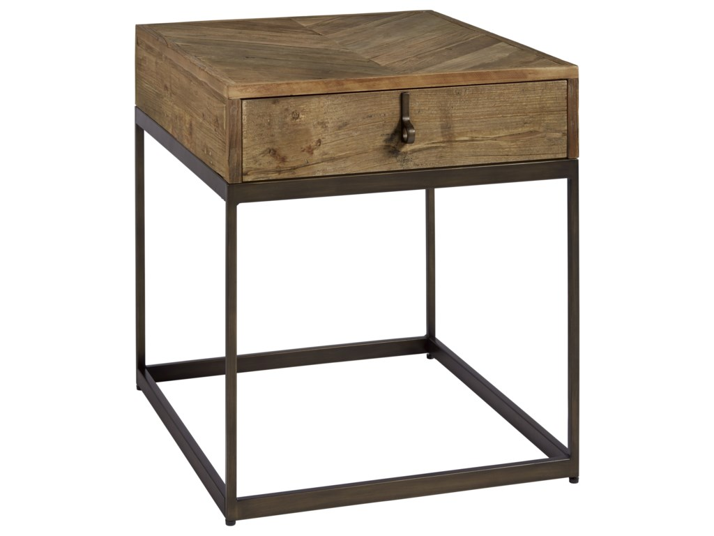 Universal CuratedLangston End Table