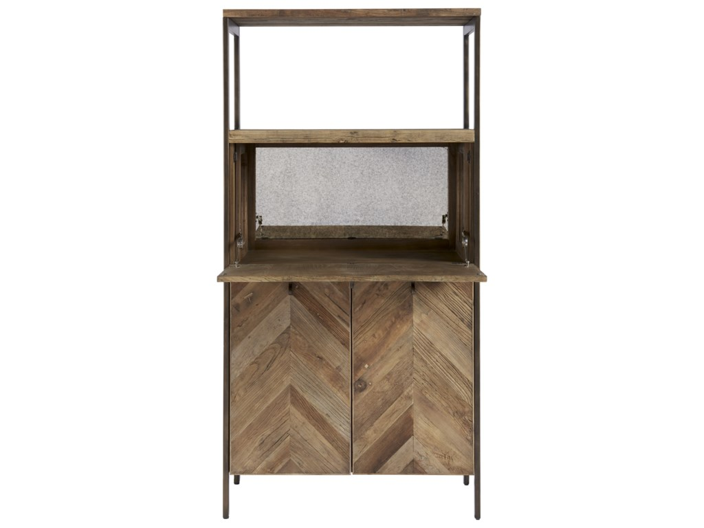 Universal CuratedLangston Bar Cabinet