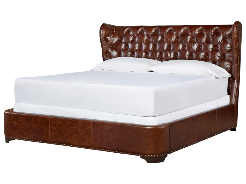 Universal CuratedCarlisle Queen Bed