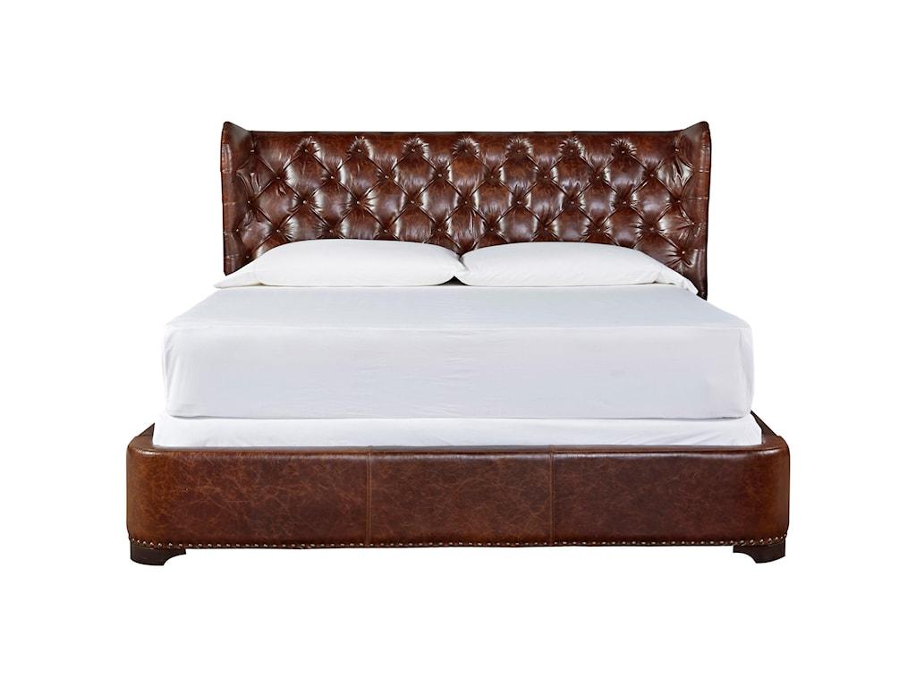 Universal CuratedCarlisle King Bed