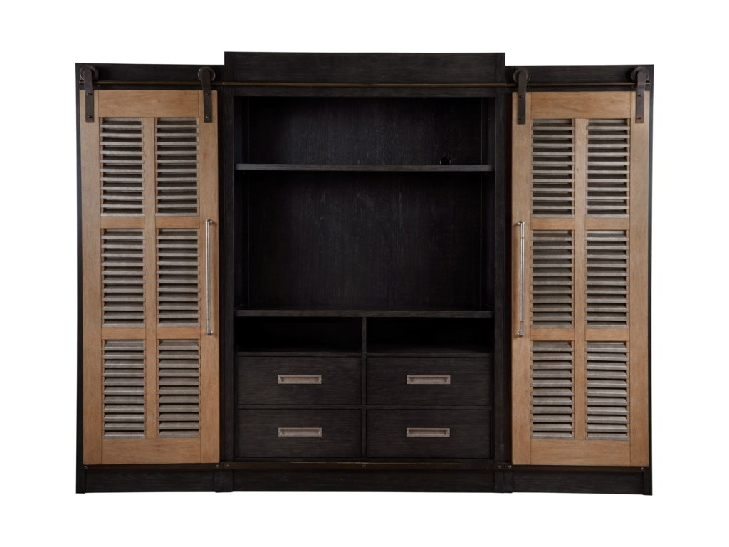 Wittman & Co. CuratedDarcy Entertainment Cabinet