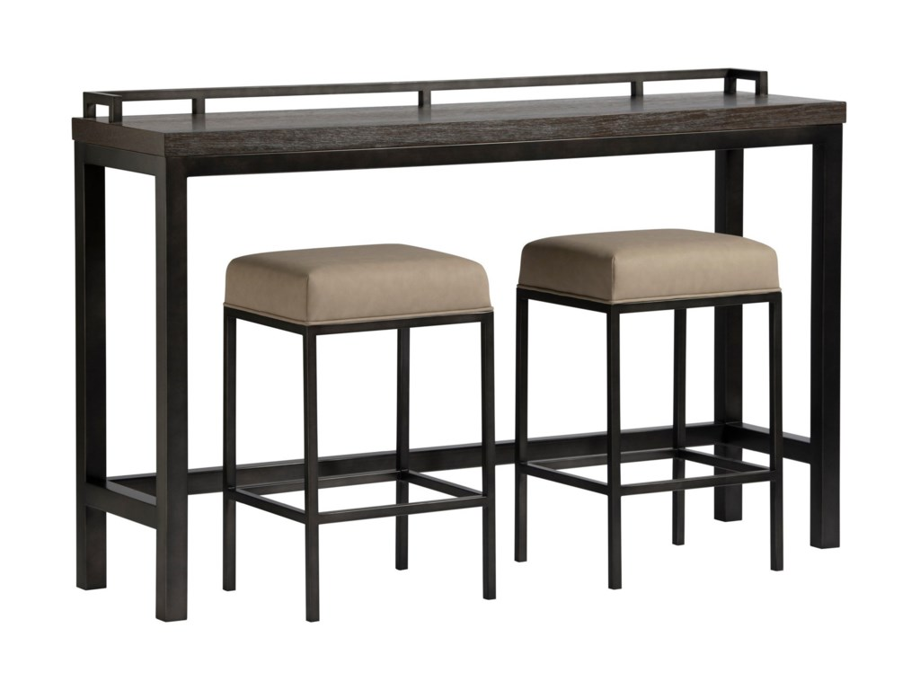 Universal CuratedConsole Stool