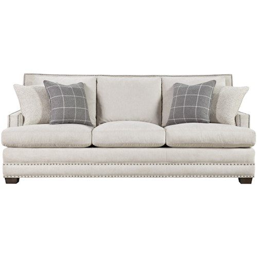 Universal Franklin Street Sofa in Performance Fabric