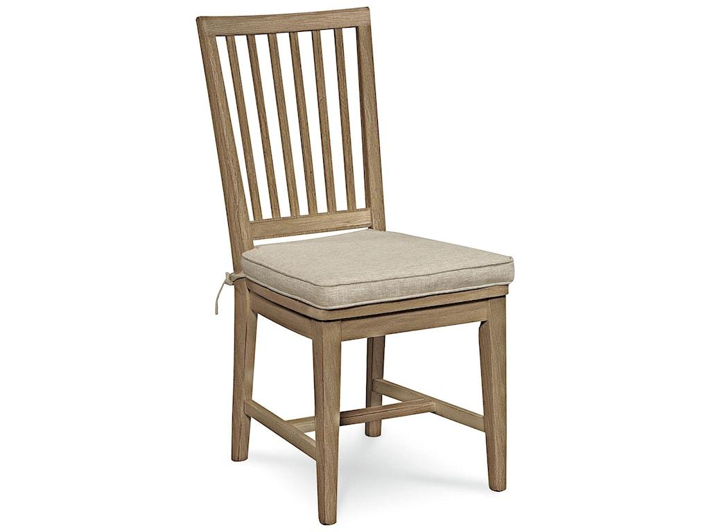 Wittman & Co. JayceeJaycee Vertical Slat Side Chair