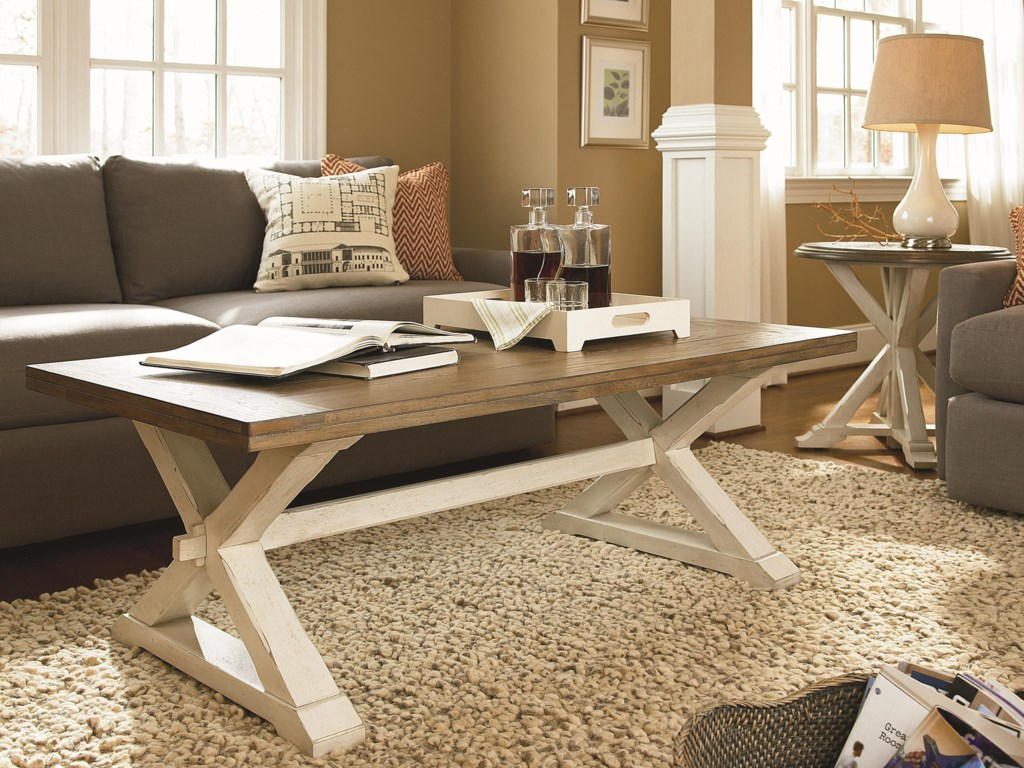 Universal CuratedGarden End Table