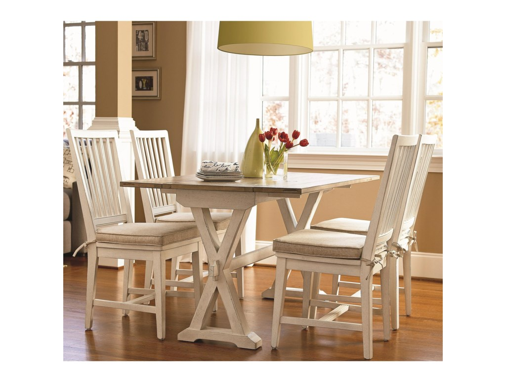 Curated 5 Piece Dining Set