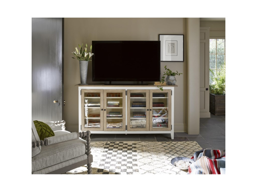Universal CuratedCaldwell Entertainment Console
