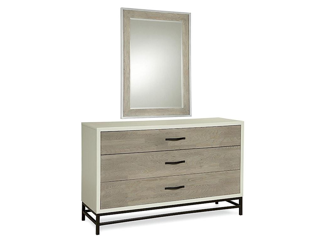 Wittman & Co. SacramentoSpencer Dresser and Mirror Set