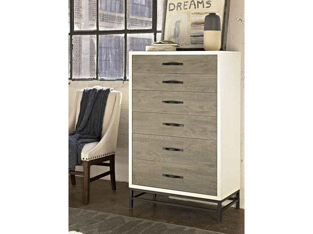 Universal Curated5 Drawer Chest