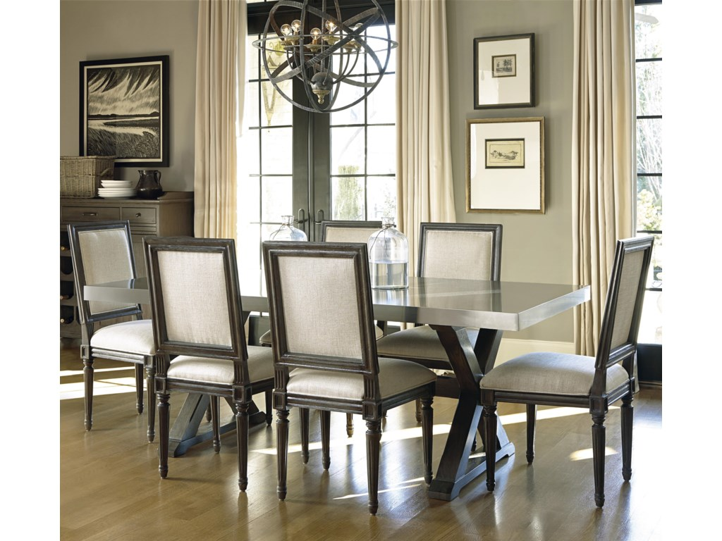 Universal Curated7 Piece Dining Set
