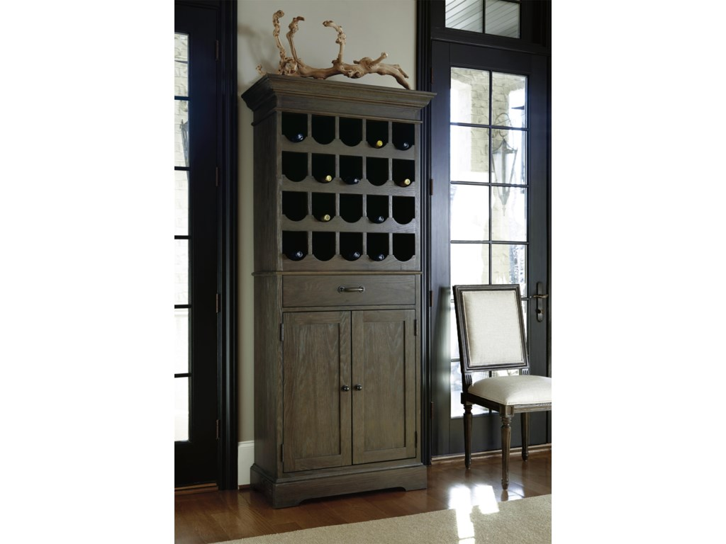 Universal CuratedTall Wine Cabinet