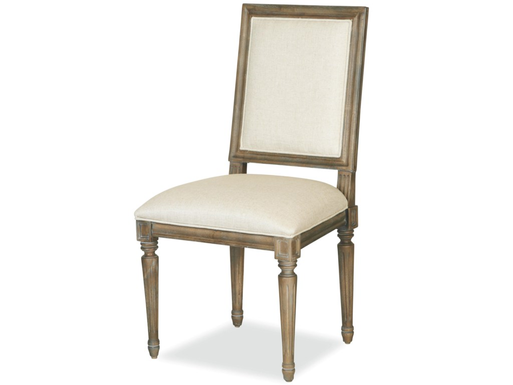 Wittman & Co. CuratedBergere Side Chair
