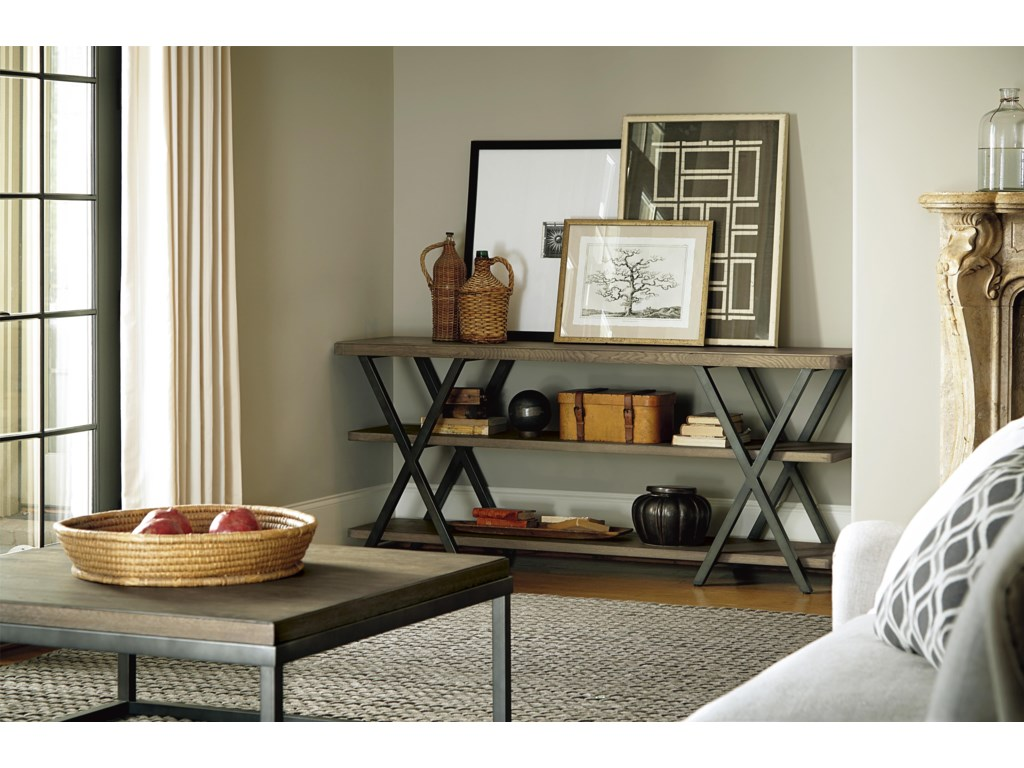 Great Rooms CuratedEntertainment Console