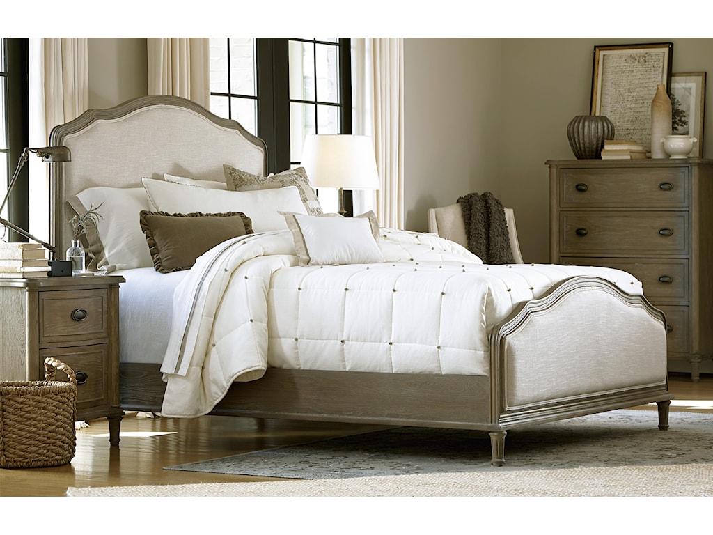 Universal CuratedQueen Devon Bed