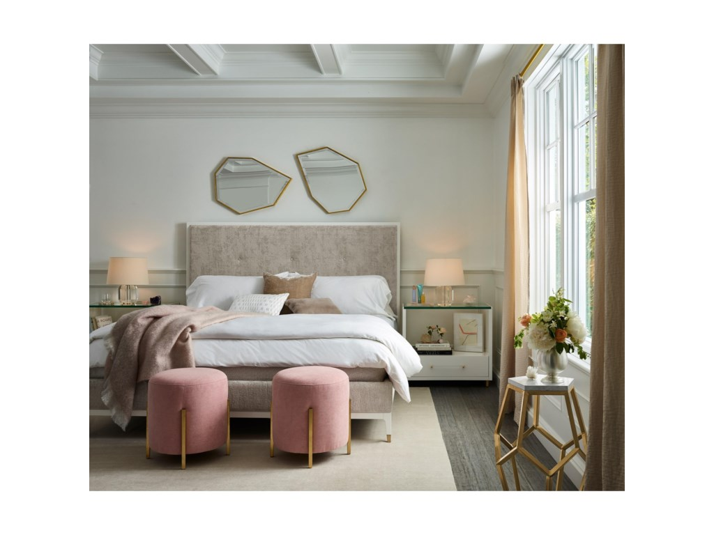 Universal Love. Joy. Bliss.-Miranda Kerr HomeTheodora King Bed