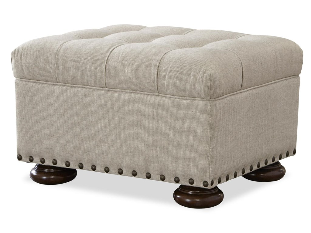 Wittman & Co. MaxwellTraditional Ottoman