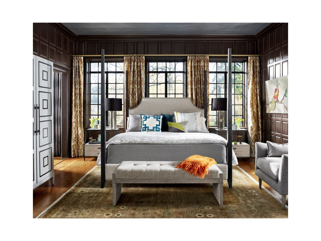 Universal MidtownQueen Bedroom Group