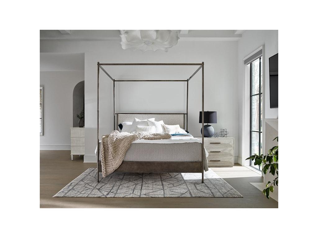 Universal Modern FarmhousePoster Bed