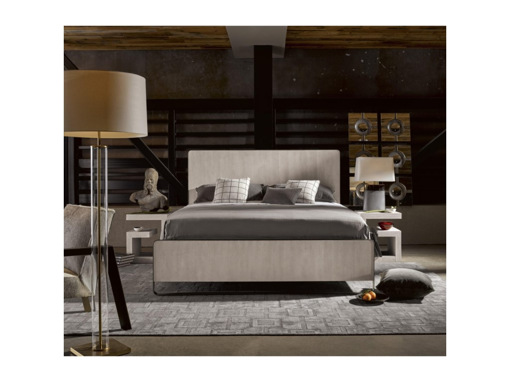 Universal ModernKeaton Queen Bed