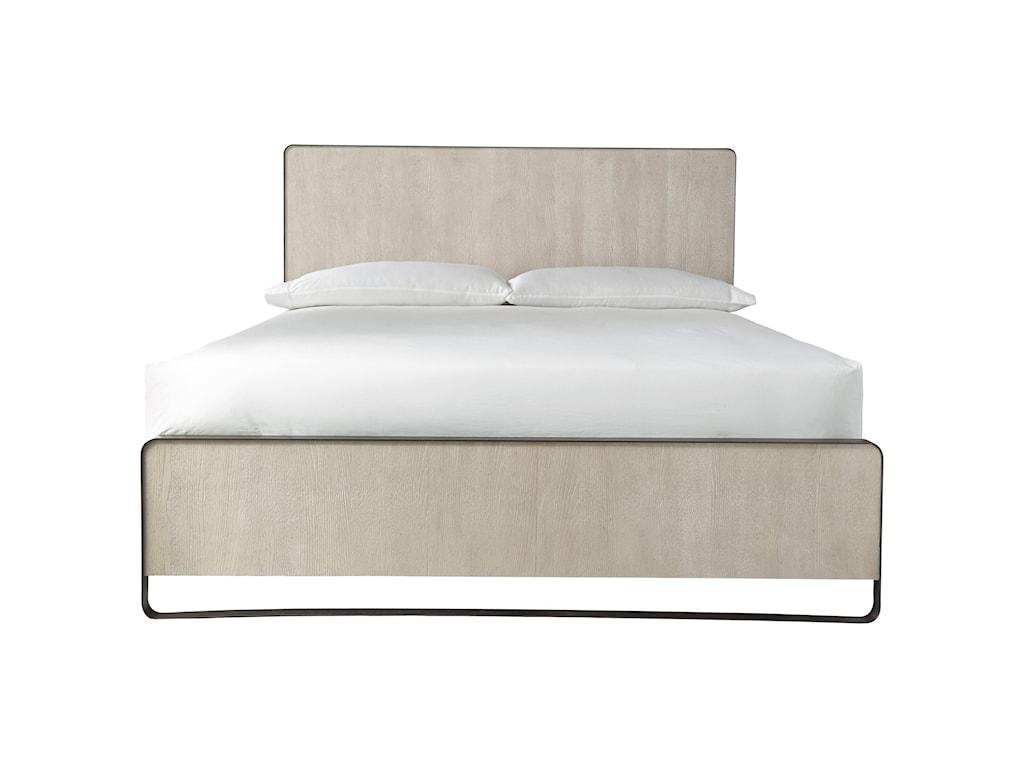 Universal Modern 643320B Keaton King Bed with Metal Frame | Baer\'s ...