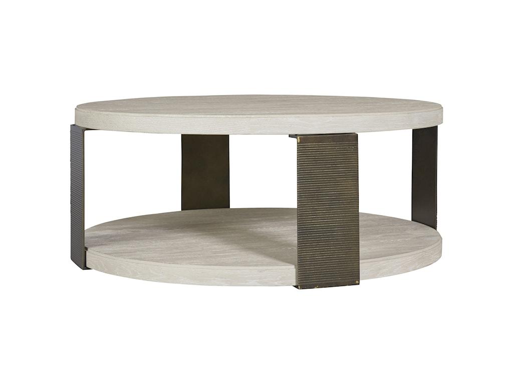 Universal ModernWilder Round Cocktail Table