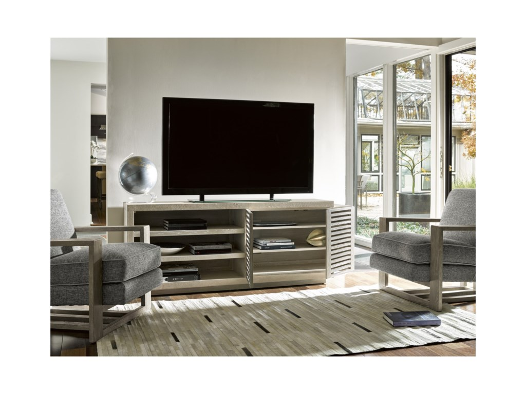 Great Rooms ModernEmory Entertainment Console