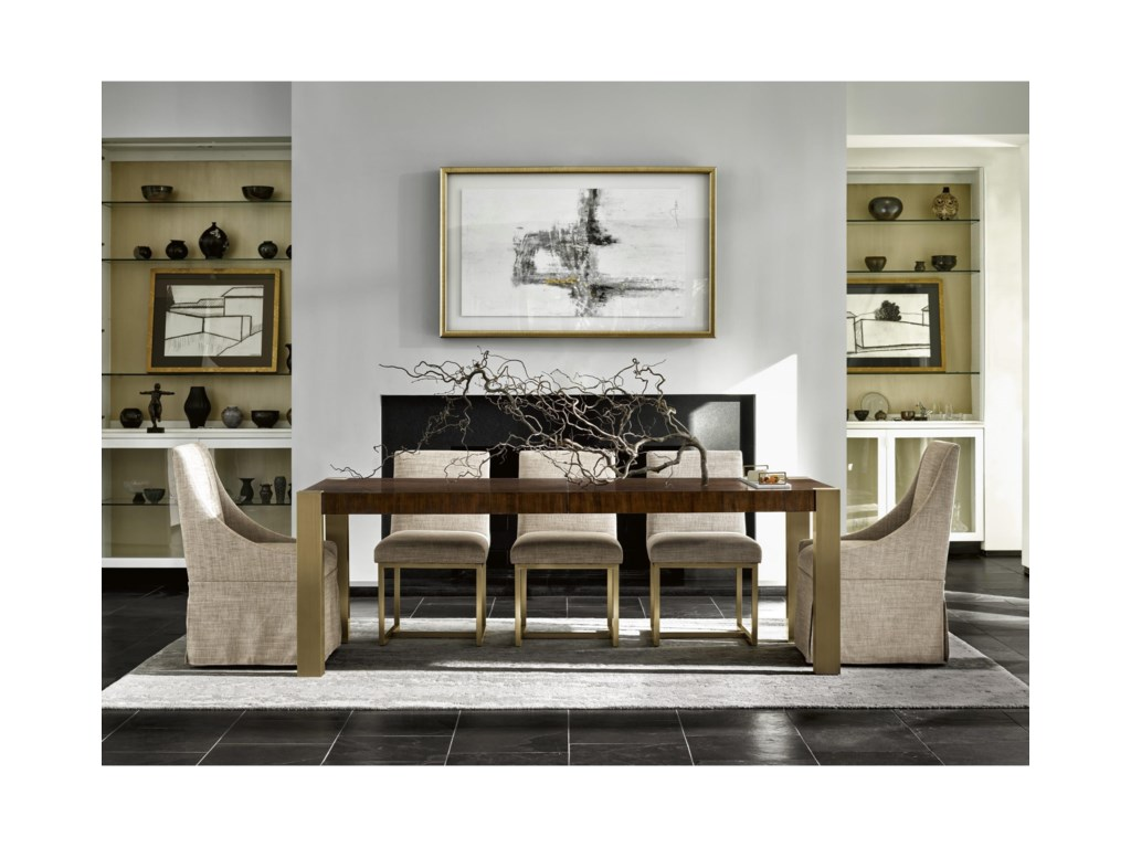 Universal ModernTownsend Castered Dining Chair