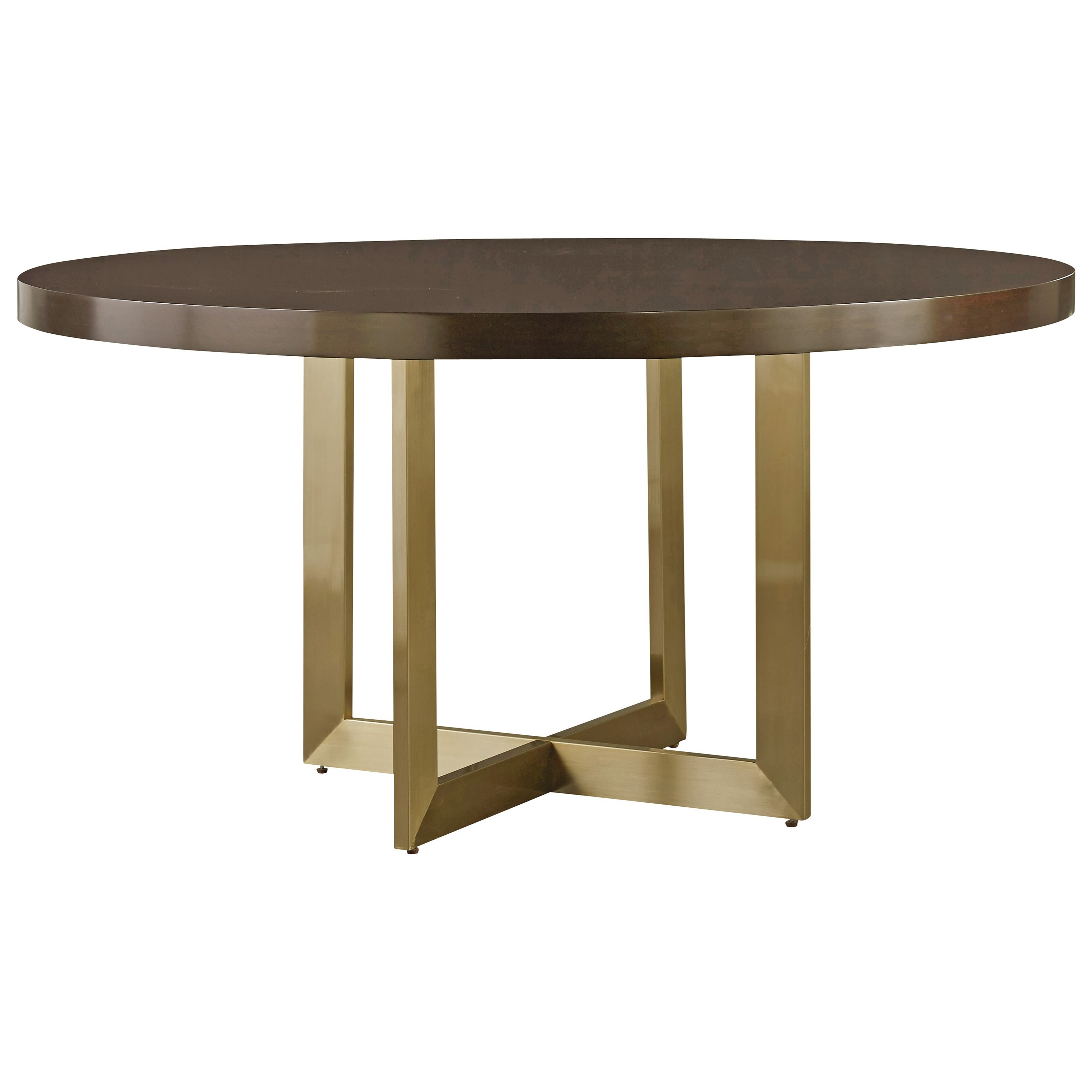 Great Universal ModernGibson Round Dining Table ...