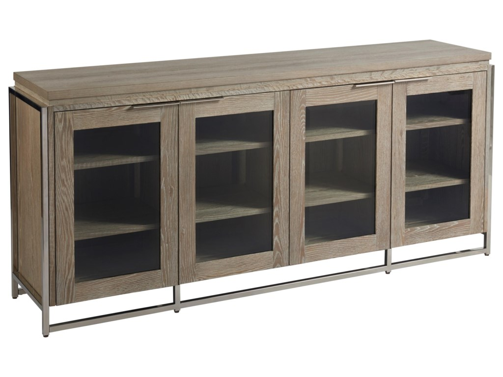 Great Rooms ModernFairbanks Entertainment Console