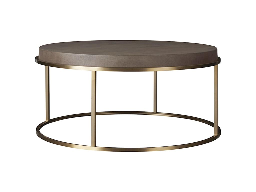 Universal ModernBennett Round Cocktail Table