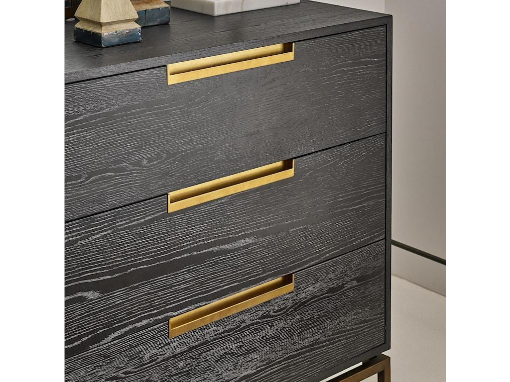 Universal Modern - OnyxGable Dresser
