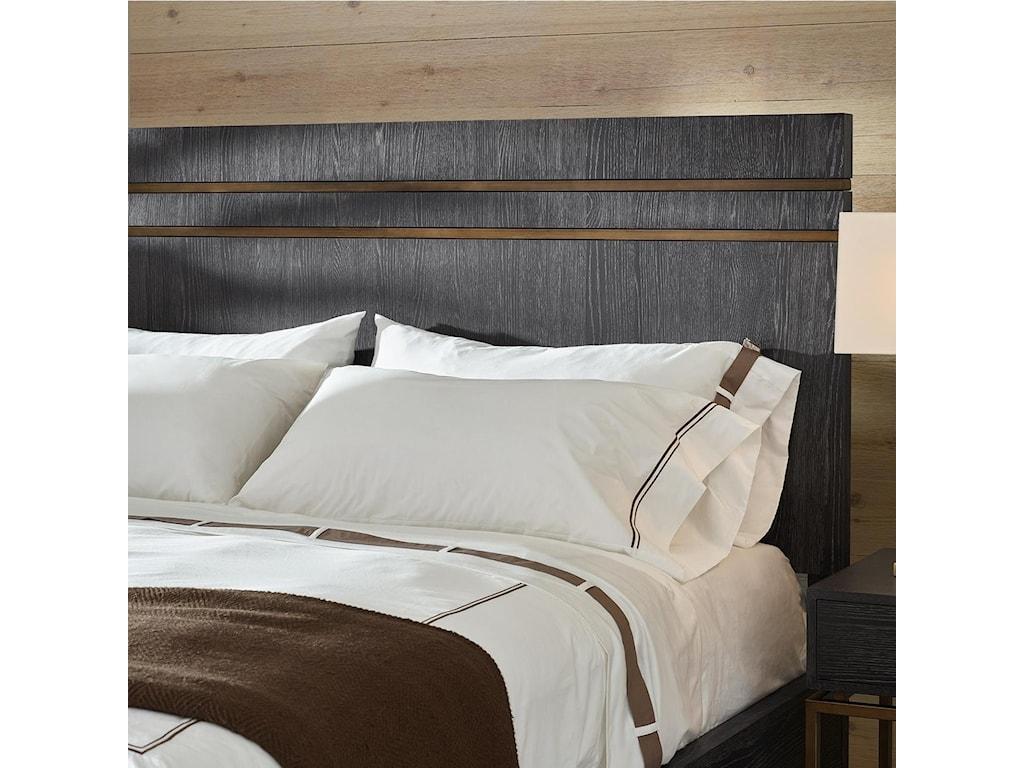 Universal Modern - OnyxBeatty Queen Bed