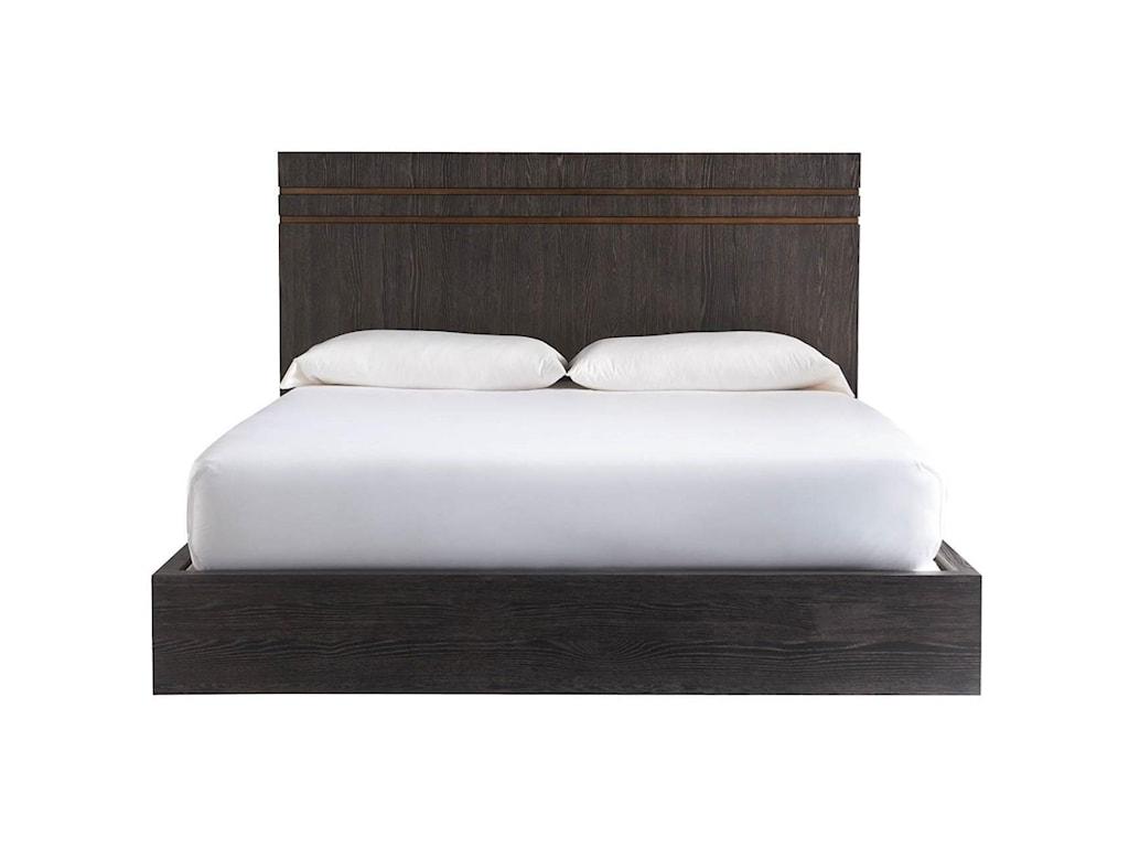 Universal Modern - OnyxBeatty King Bed