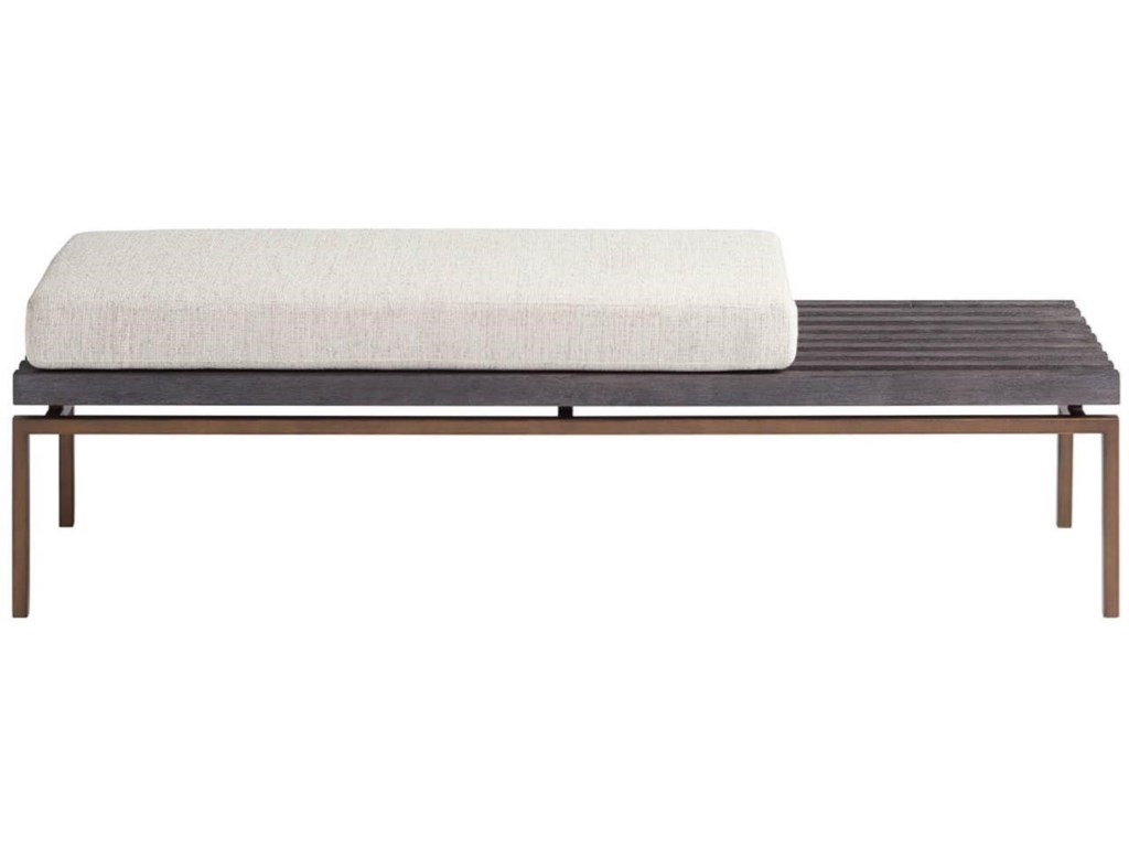 Universal Modern - OnyxTaylor Bench