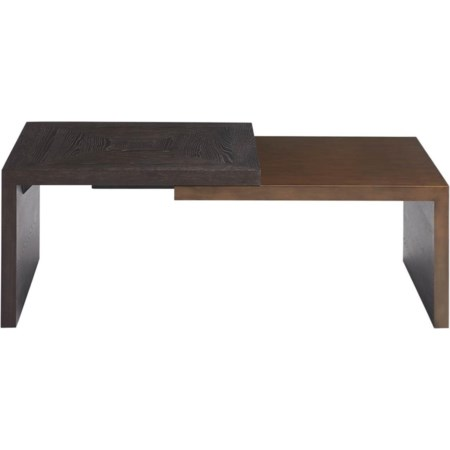 Wells Cocktail Table
